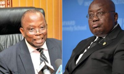 Domelevo finally reacts after President Akufo-Addo's 21-page letter to CSOs