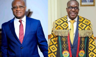 You Were My Good Friend Till I Became Speaker – Alban Bagbin Clashes With Kyei-Mensah-Bonsu