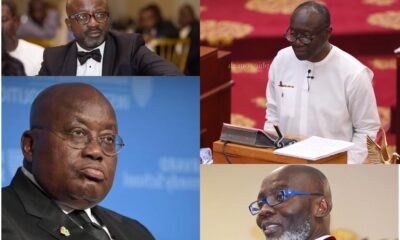 Ghanaians Didn't Vote for Akufo-Addo So His Family Members to Mismanage the Country