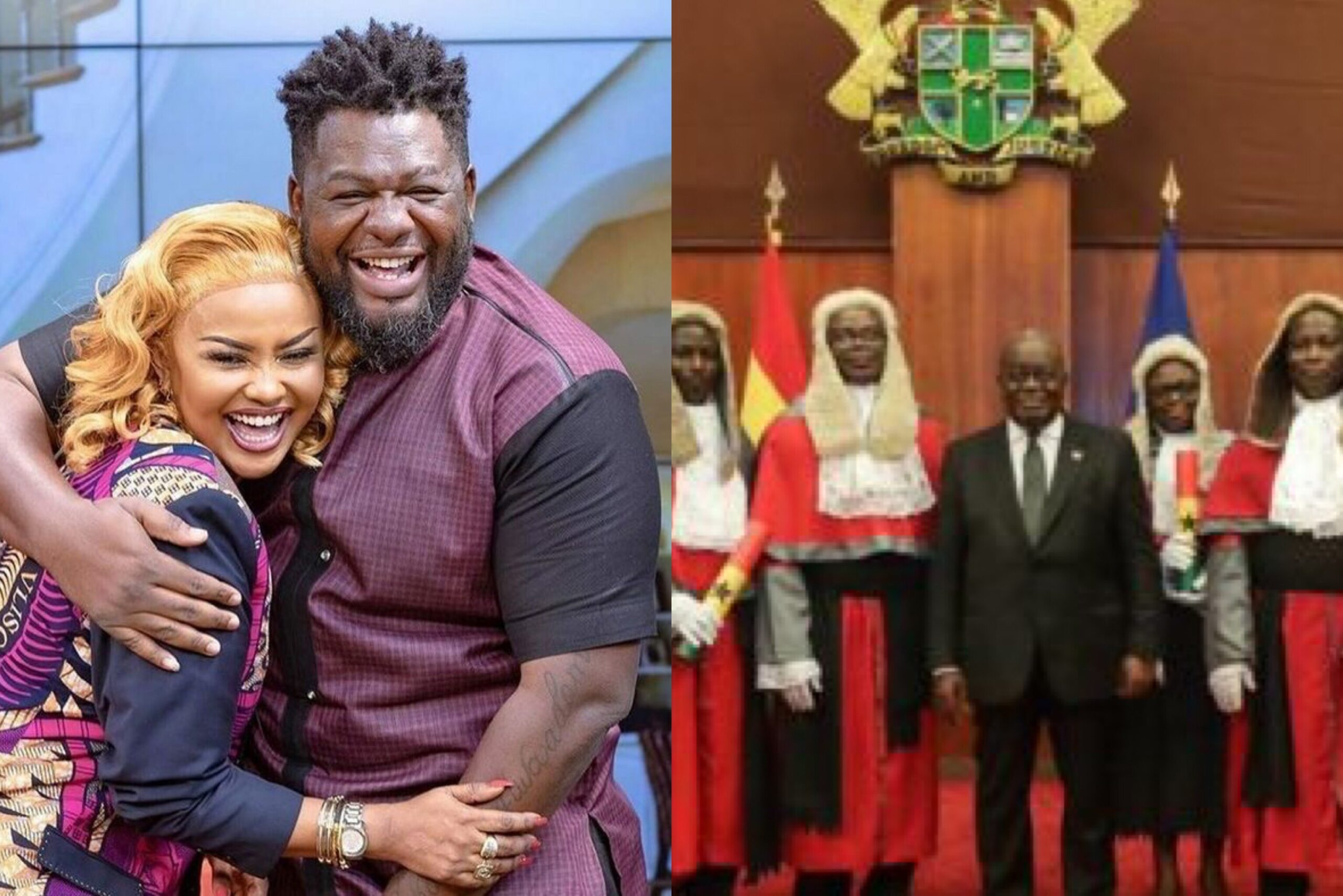 Court Forces Nana Ama McBrown To Testify In Bulldog Case Even Though Supreme Court Ruled a Witness Cannot Be Forced to Testify