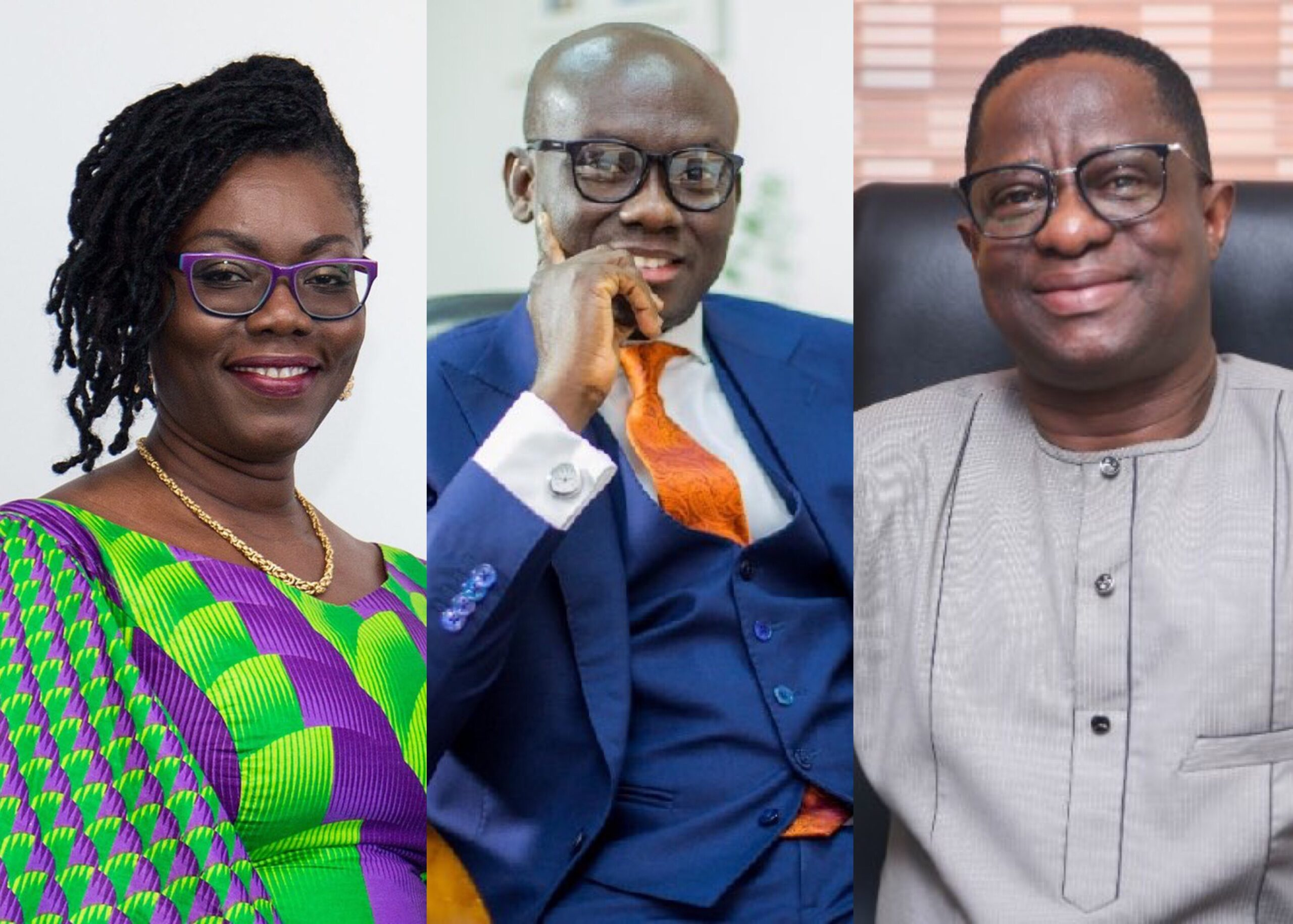Ursula, Amewu, And Godfred Dame Summoned To Re-appear Before Vetting Committee For Further Questioning Before Approval