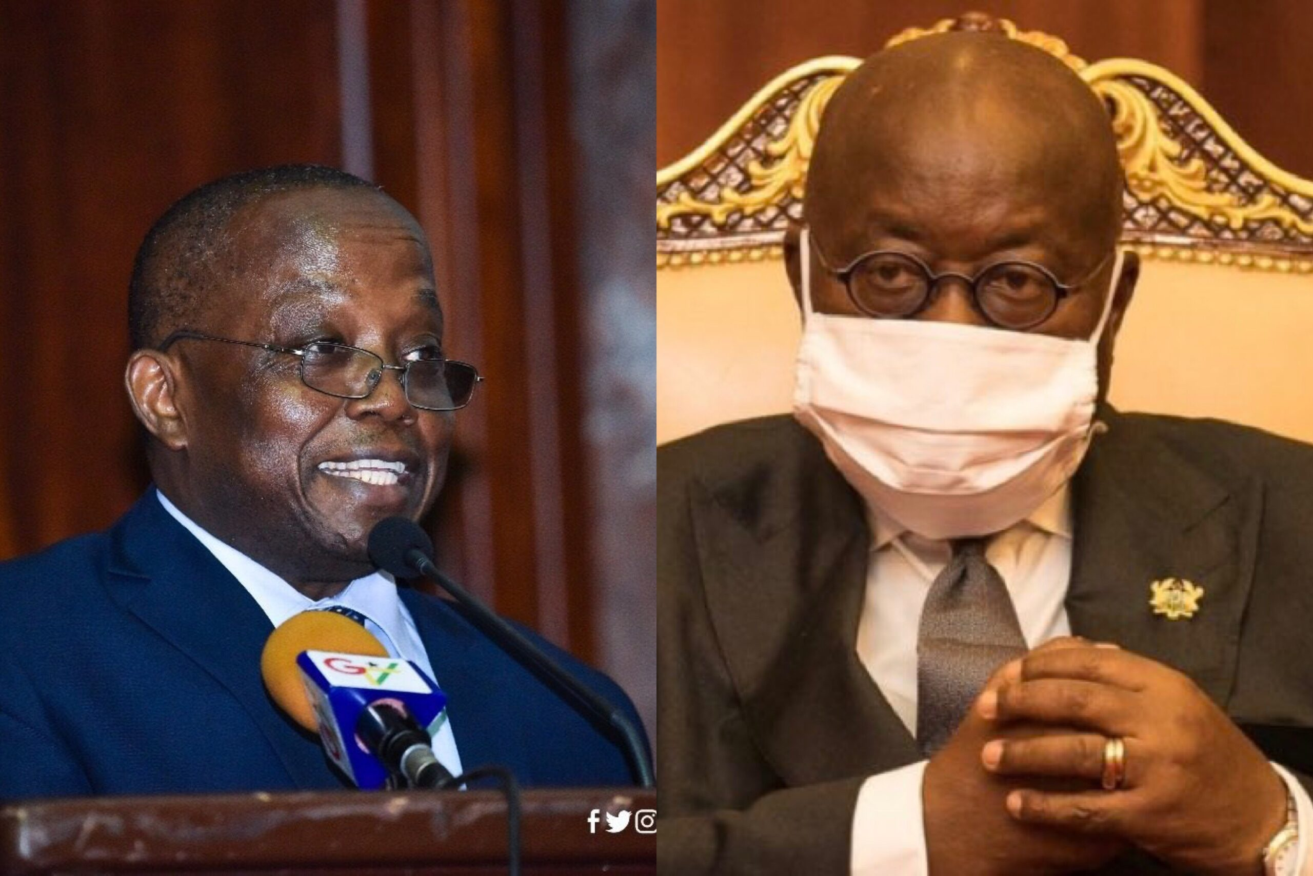 It Was Such Foolery That Claimed Nkrumah Was Ivorian; Now You're Doing Same To Domelevo – Akufo-Addo Gov't Fired