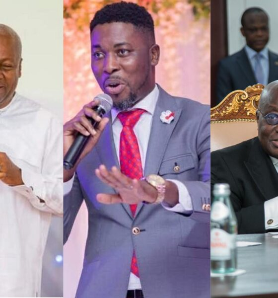 Apart From Speaking English And Fighting Corruption Fighters What Else Has Akufo-Addo Done Better Than Mahama? – A-Plus Quizzes
