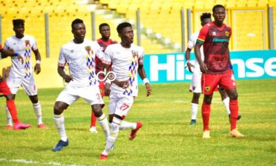 GHPL: Asante Kotoko Draw With Hearts of Oak As Both Teams Miss Penalty