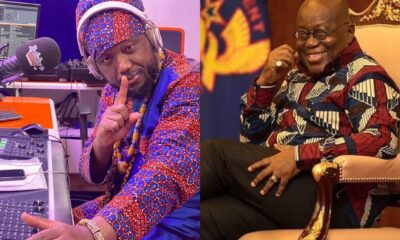 Video: It is only a stupid government that keeps borrowing without servicing its debts – Blakk Rasta fires Akufo-Addo