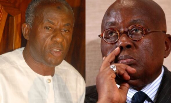 How Can You Fight Galamsey When Your Regional Chairman Is Deeply Involved? Collins Dauda Asks Akufo-Addo Gov't