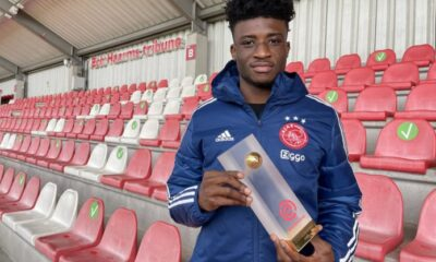Kudus Mohammed Wins Another Big Award In Dutch League