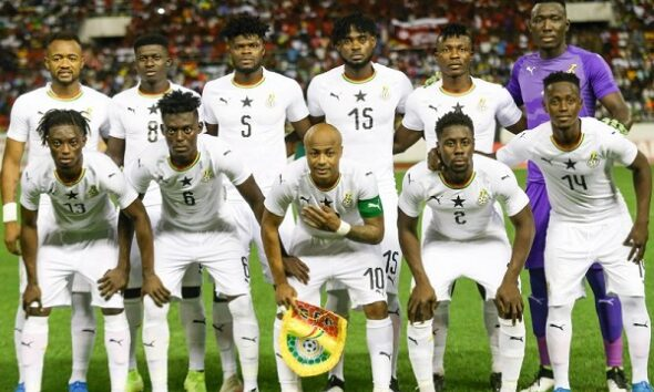Ghana Drops In Latest FIFA Rankings Following Recent Bad Performance