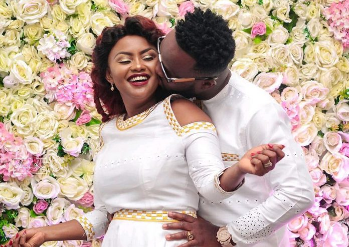 Video of Nana Ama McBrown And Hubby Chopping Love Causes Stir Online