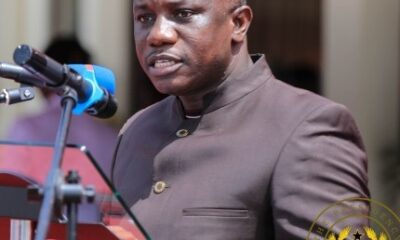 Defence Minister In Big Trouble Over '£15,000 An Hour Akufo-Addo Aircraft'