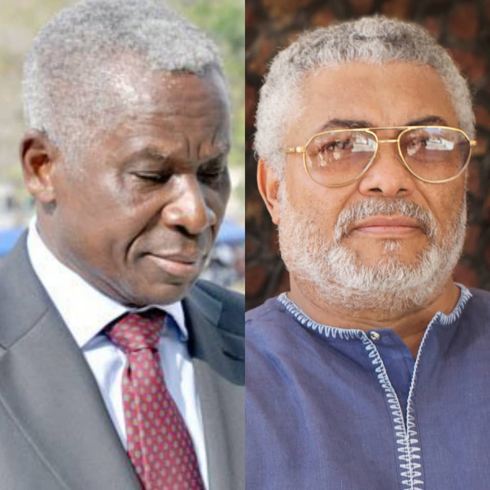Rawlings Gave His Blessing When I Wanted To Leave NDC - Brigadier-General Nunoo MensahReveals