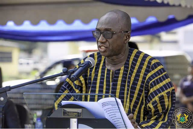 'Ghana Is Safer Than Other Countries' - Dery Rubbishes Security Concerns