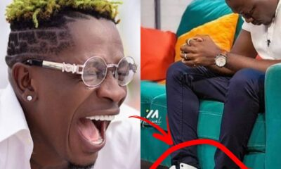 """Arnold's Nice Shoes Goes Viral On Social Media After Shatta Wale Called it """"GHc2.50 Shoe"""" [Photos]"""