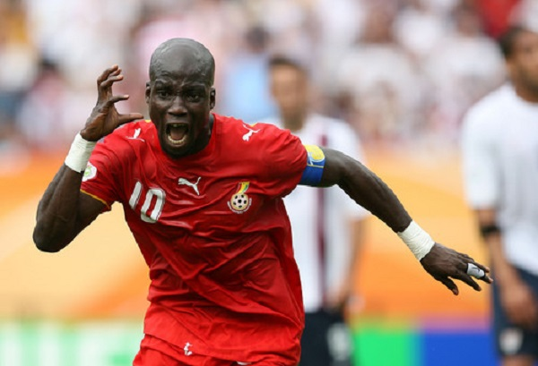 'I Lost 5 Kilos Instantly' - Stephen Appiah On Pressure Before Taking USA Penalty 15 Years Ago