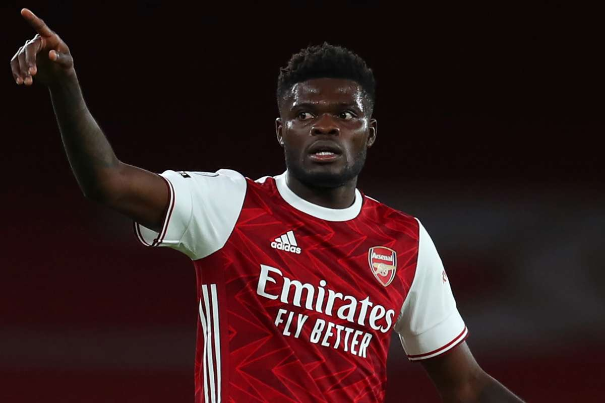 Thomas Partey Finally Speaks After His 'Sacking' Report Went Viral