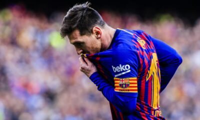 Messi Takes 50% Pay Cut To Sign New 5-year Deal At Barcelona