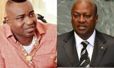'Mahama You Are Not Coming Back To Power Again, So Focus On Your Girlfriends' - Chairman Wontumi Tells Ex-Prez Mahama