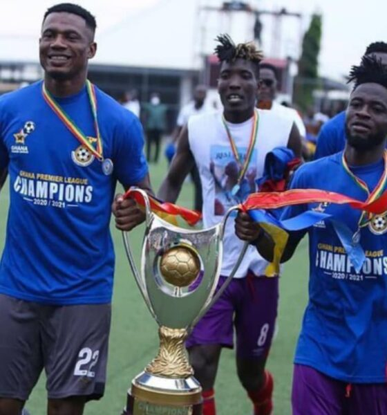 OFFICIAL: Ghana Premier League 2021/2022 Season Fixtures Out; Hearts To Face Legon Cities On Matchday 1