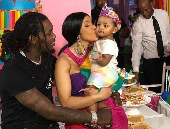 Cardi B And Offset Throws Extravagant Birthday Party For Their Daughter, Kulture As She Turns 3 {Videos}