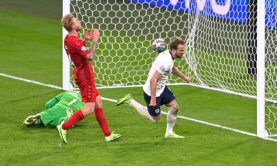 Euro 2020: Kane's Winner Against Denmark Sends England To First Final Since 1966 To Face Italy