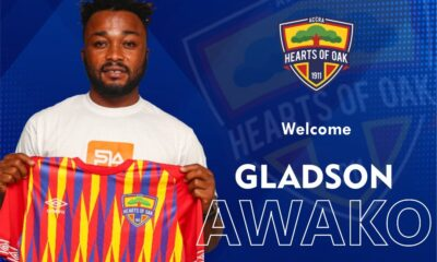 Hearts Of Oak Mocks Arch-rival Olympics After Completing Awako Signing