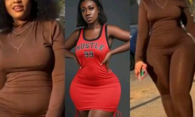 Hajia Bintu Finally Dethrone As The Queen Of 'Curves And Backside' By Lady With Most Endowed Backside [Video]