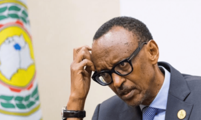 Rwandan President, Paul Kagame Frustrated By Arsenal's Defeat To Brentford