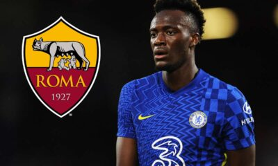 OFFICIAL: AS Roma Completes Tammy Abraham Signing From Chelsea For 40 Million Euros