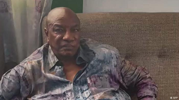 Guinea Coup: Military Capture President Alpha Conde, Dissolve Government; Video Drops
