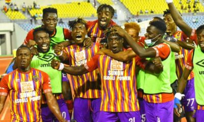 Hearts Of Oak Caf Champions League Game In limbo As Soldiers Stage Coup In Guinea