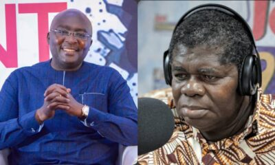 Bawumia Rescues Ailing Veteran Actor Psalm Adjeteyfio With Huge Cash