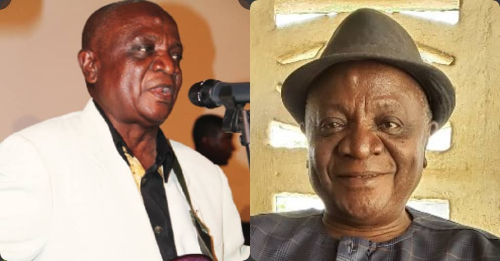 Nana Ampadu's Grandson Confirms His Death; Son Claims Otherwise, Ghanaians Left Confused; See Reactions