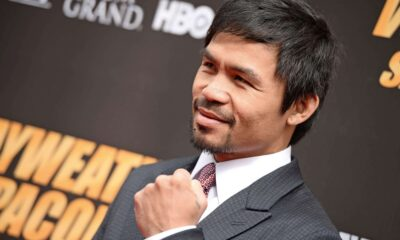 Manny Pacquiao Quits Boxing As He Plans To Run For Philippine Presidency In 2022