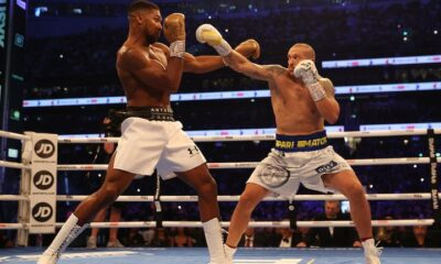 Anthony Joshua defeated in Championship fight with Oleksandr Usyk
