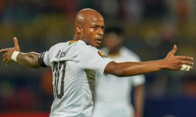 Andre Ayew Reveals Why Milovan Dropped Him Against Zimbabwe In Harare