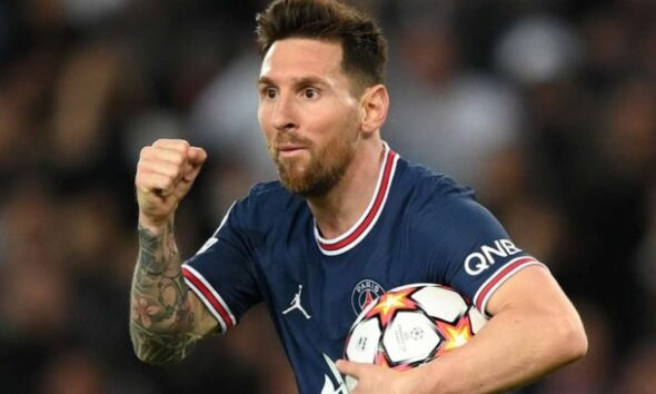 Messi Inspires PSG In A Comeback Win Against RB Leipzig