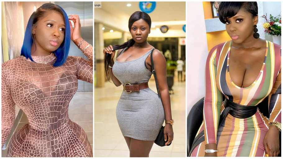 Princess Shyngle Recounts How She Lost Her Pregnancy Due To Her Thin Waist (Video)